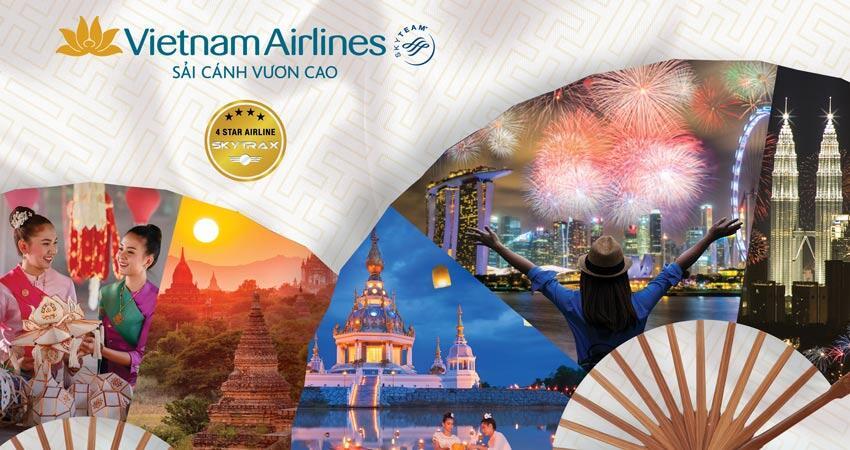Du Lịch Mùa Lễ Hội Cùng Vietnam Airlines