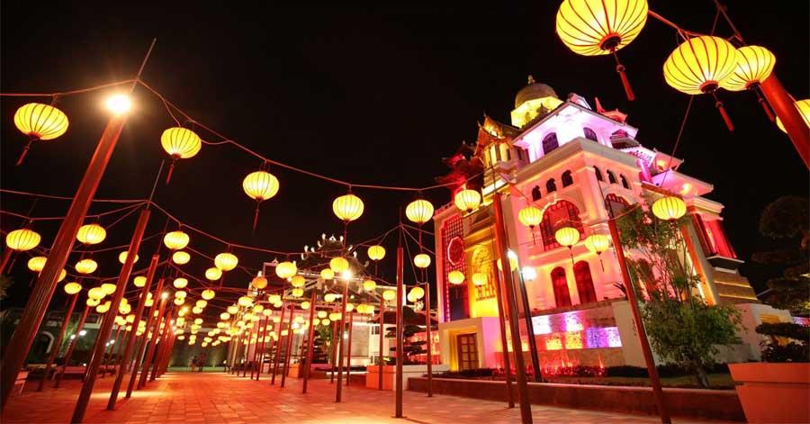 Trung Thu trên phố đèn lồng Đà Nẵng