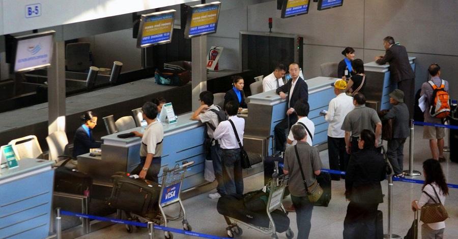 2 điều cần nhớ để check-in nhanh nhất tại sân bay khi đến muộn
