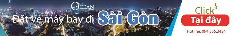 Đặt vé máy bay Hà Nội Sài Gòn giá rẻ