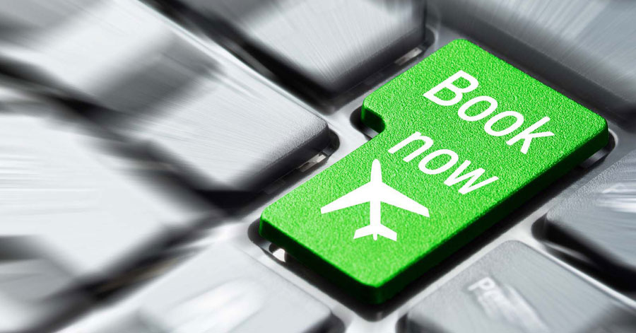 Chủ động theo dõi thông tin khuyến mãi từ hãng để đặt vé ngay lập tức