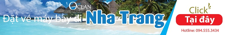 Đặt vé máy bay đi Nha Trang trực tuyến giá rẻ