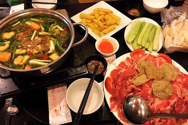 5 phố lẩu, nướng hot nhất tại Hà Nội dịp cuối năm