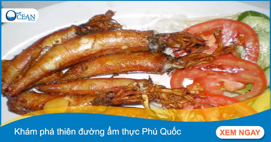 Điểm danh những món ăn vặt cực kỳ đặc sắc của ẩm thực Phú Quốc