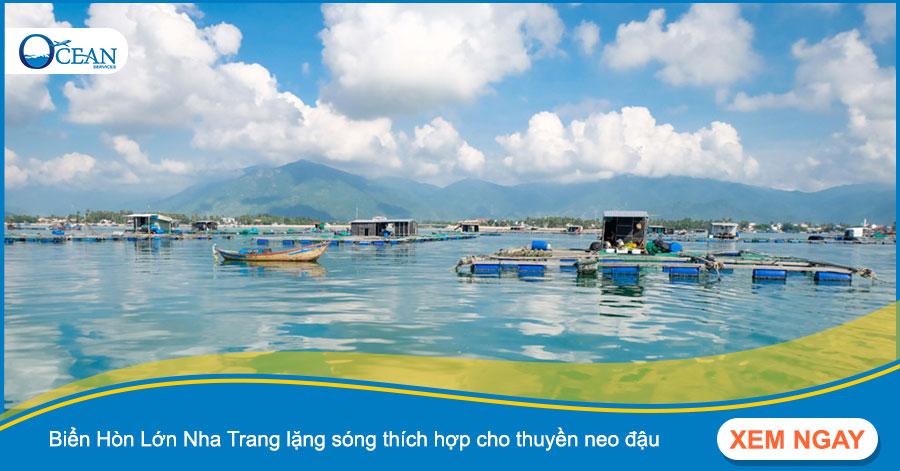 Du lịch Hòn Lớn Nha Trang - hòn đảo hoang sơ và hiểm trở tại vịnh Vân Phong