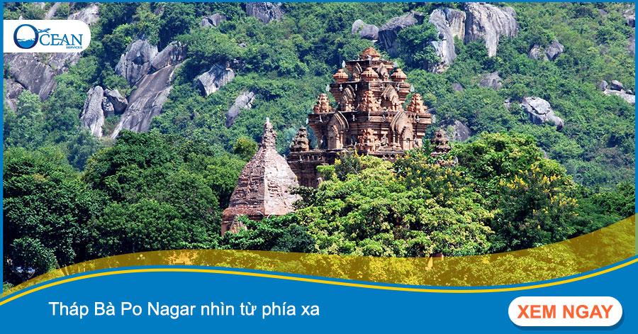 Tìm hiểu dấu vết văn minh Chăm từ quần thể di tích tháp Bà Po Nagar