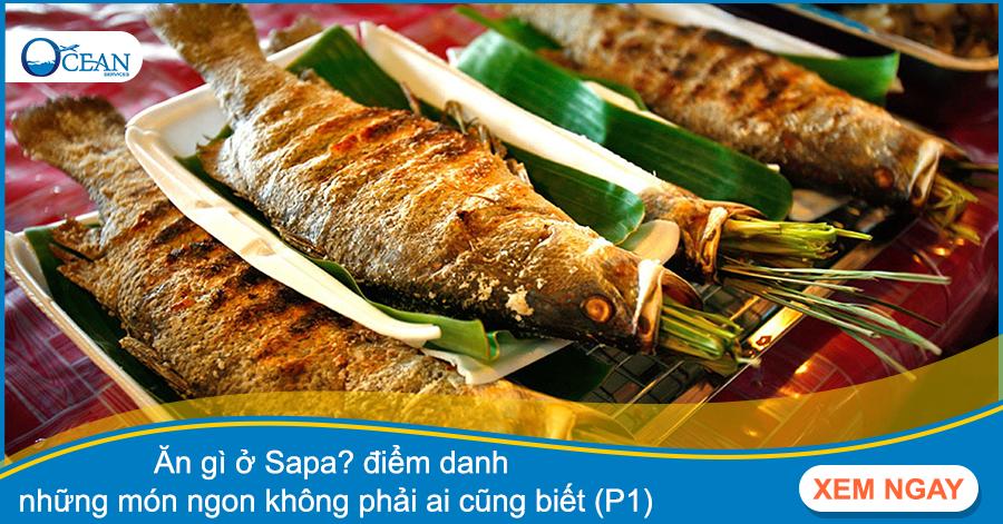 Ăn gì ở Sapa? điểm danh những món ngon không phải ai cũng biết (P1)