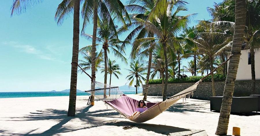 Bãi biển Hà My- điểm đến trốn nắng hè lý tưởng ở Quảng Nam