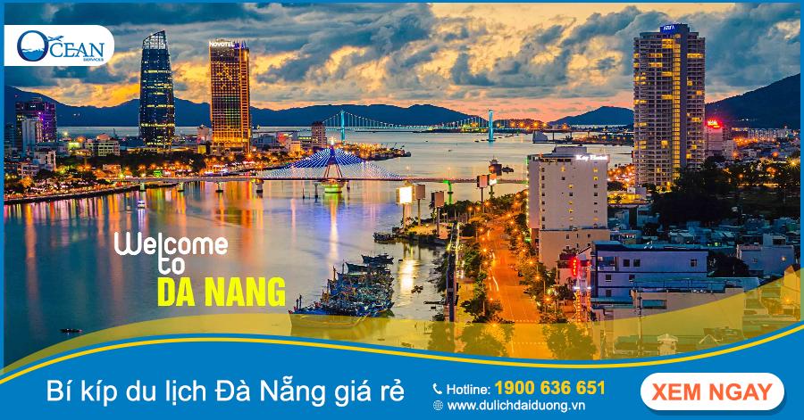 Muốn du lịch Đà Nẵng giá rẻ thì nên tránh mùa cao điểm