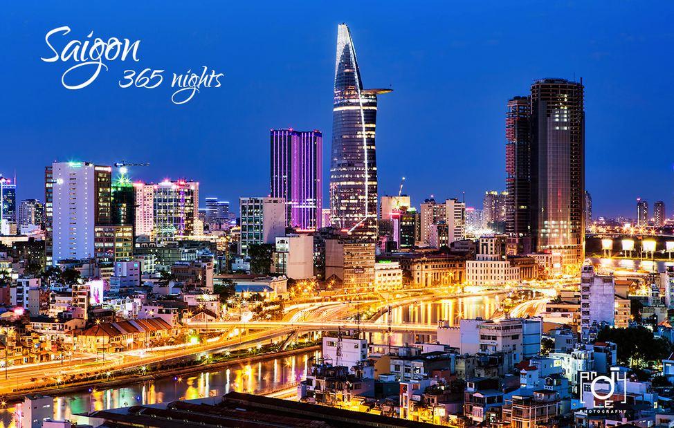 Du lịch Sài Gòn - Đặt vé máy bay đi Sài Gòn ngay hôm nay.