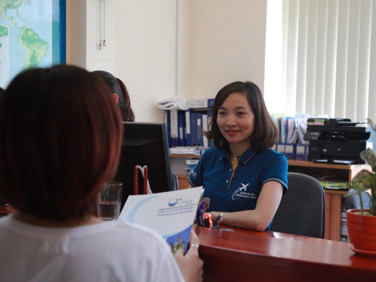 Đặt vé máy bay tại dulichdaiduong.vn để được hỗ trợ đặt vé tốt nhất