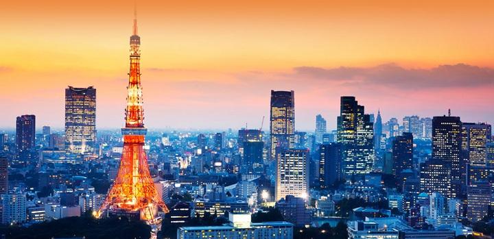 đặt vé máy bay đi Nhật Bản