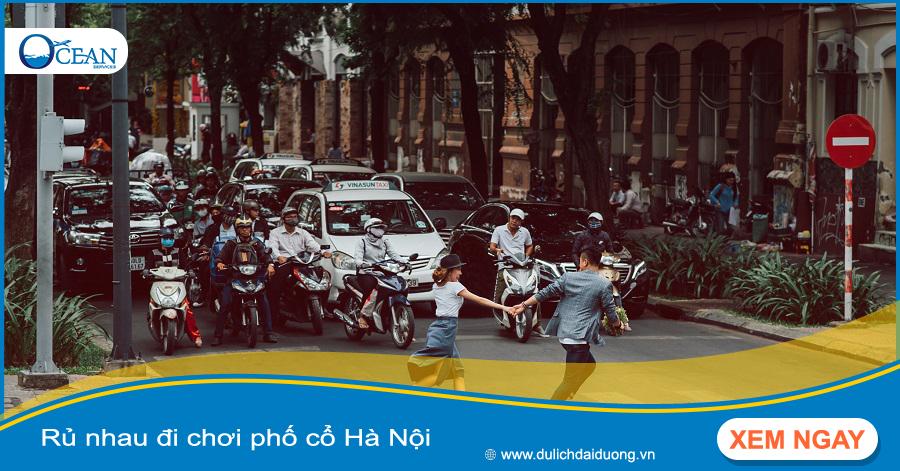 Đâu là địa điểm hẹn hò ngày 8/3 ở Hà Nội và Sài Gòn náo nhiệt nhất