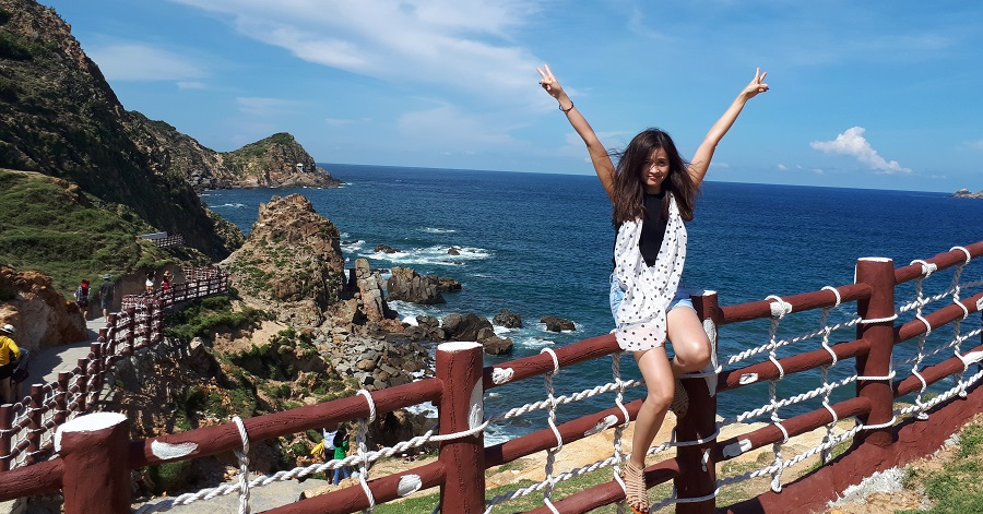 Theo chân Đại Dương đến Bình Định – địa điểm không thể bỏ qua đầu năm 2018