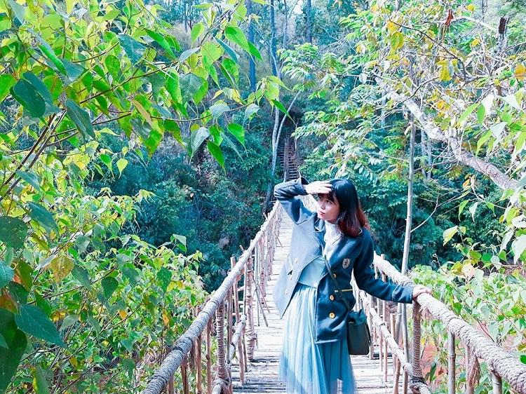Điểm danh những cây cầu treo nổi tiếng nhất tại Việt Nam