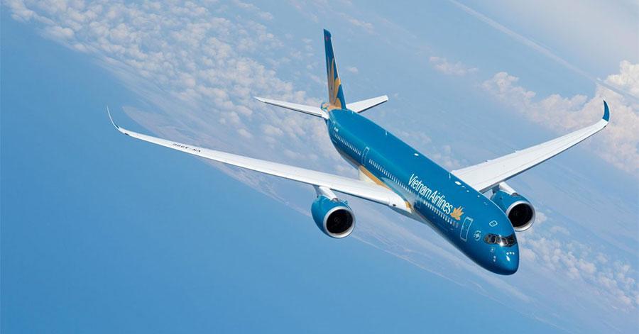 Di chuyển bằng đường hàng không để tới du lịch Phú Quốc nhanh chóng