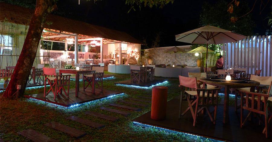 Itaca Resto - Lounge - nhà hàng mang phong cách Tây Ban Nha ở Phú Quốc