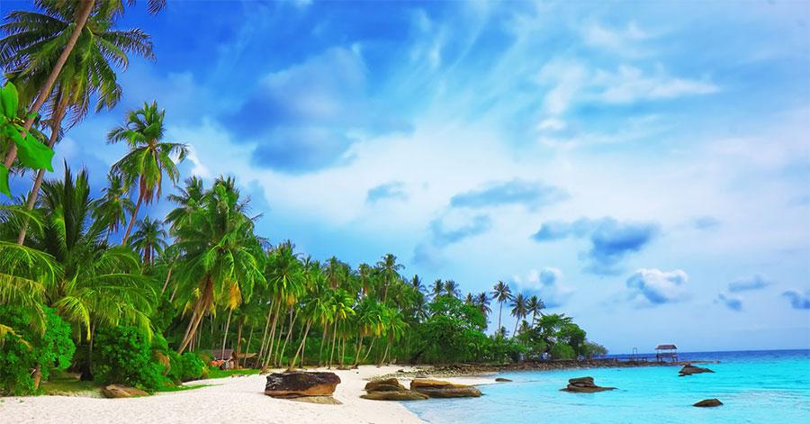 Bãi Sao - Một trong những bãi tám đẹp nhất Phú Quốc