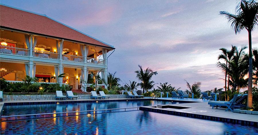 Resort sang trọng- tiện nghi trên đảo Phú Quốc
