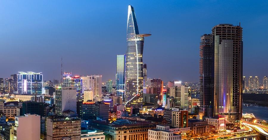 Thành phố Hồ Chí Minh về đêm