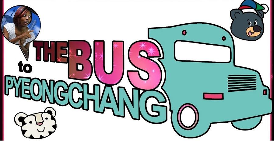 Đi xe bus tới Pyeong Chang