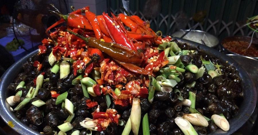món ăn vặt không thể bỏ qua khi đến Đà Nẵng