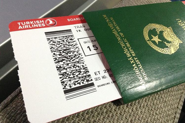 Những lưu ý về giấy tờ tùy thân cần có khi đi máy bay