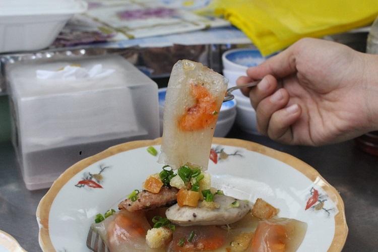 Bánh bèo - Chợ Bàn Cờ