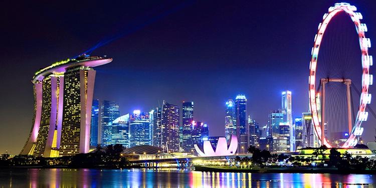 Những trải nghiệm lãng mạn dành cho cặp đôi tại Singapore