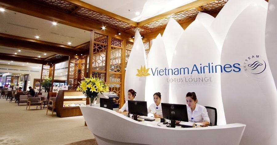 Phòng chờ hạng Thương gia nhà ga T1 sân bay Nội Bài