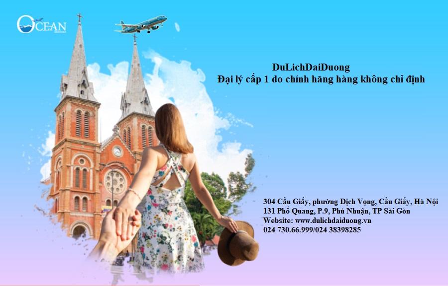 Bạn có biết: Phòng vé VietJet tại Đà Nẵng nào uy tín?