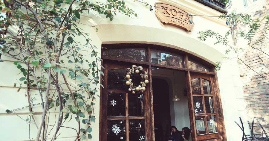 Xofa Café - quán cafe mở suốt đêm