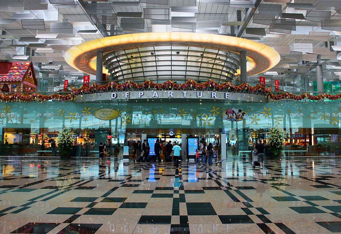 Sân bay Changi luôn nằm trong top sân bay có dịch vụ tốt nhất trên thế giới
