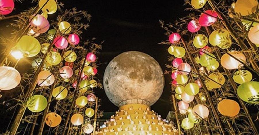 Cùng đến Vincom đón siêu trăng kỷ lục ngày Tết trung thu