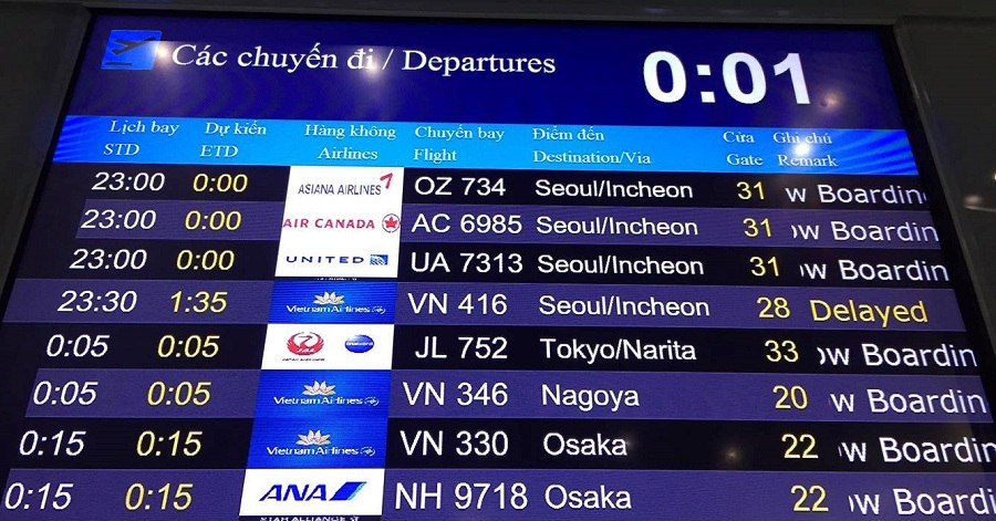Bạn có biết ý nghĩa đằng sau số hiệu các chuyến bay?