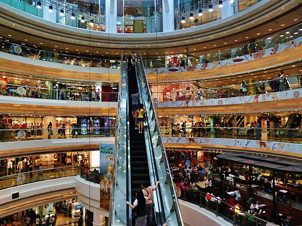 Thiên đường mua sắm ở Hong Kong ai cũng mơ ước