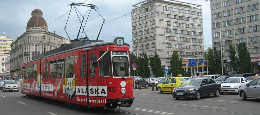 Những phương tiện giao thông phổ biến tại Nga