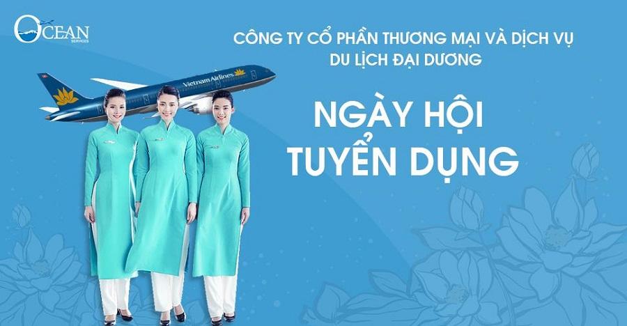 Thông tin tuyển dụng nhân viên phát triển hội viên bông sen vàng của Vietnam Airlines