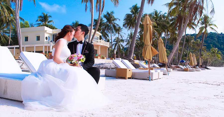Ảnh cưới chụp tại Phú Quốc