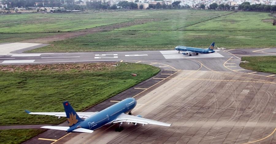 Đường bay sân bay Tân Sơn Nhất, Tp. Hồ Chí Minh