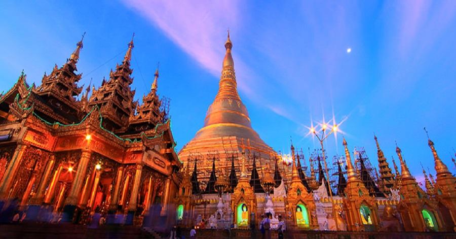 Thỏa sức vi vu cùng vé máy bay Hà Nội Yangon Vietnam Airlines siêu hấp dẫn