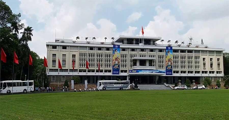 Công trình kiến trúc tại Sài Gòn