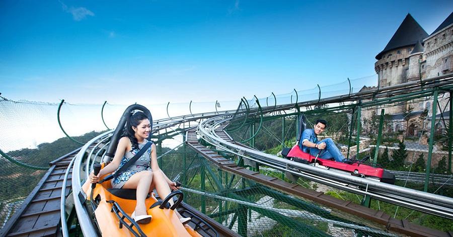 Đà Nẵng là thành phố du lịch hàng đầu của Việt Nam