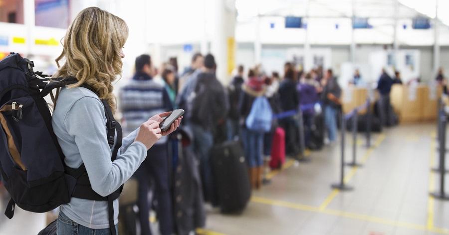 Phương pháp xử lý rắc rối khi làm thủ tục tại sân bay