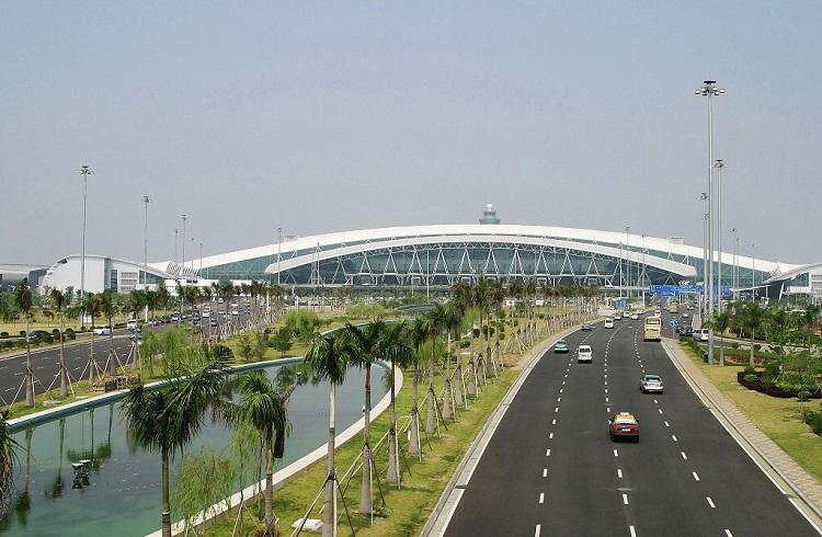 Vé máy bay đi Quảng Châu- sân bay Bạch Vân