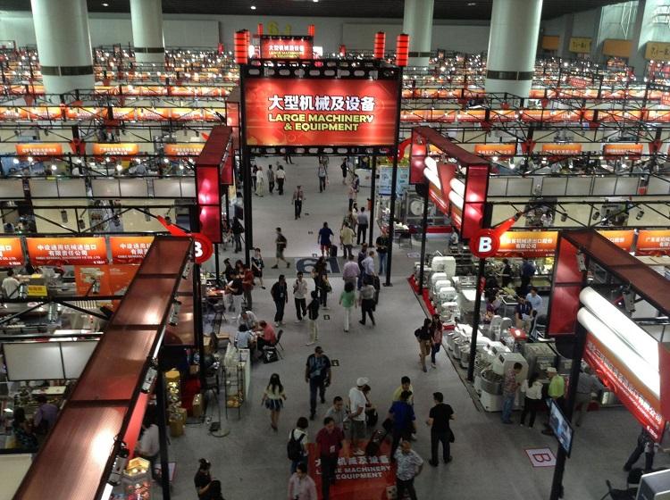 Một khu chợ tại Quảng Châu- thiên đường cho các tín đồ mua sắm