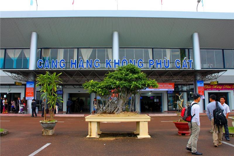 Cảng hàng không Phù Cát- Quy Nhơn