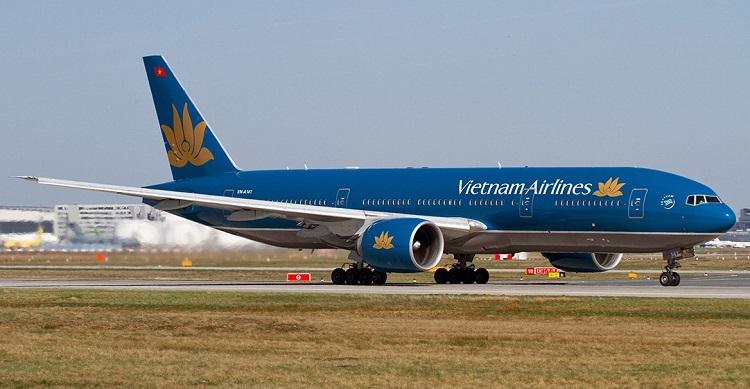 Vietnam Airlines là hãng hàng không chất lượng cao tại Việt Nam